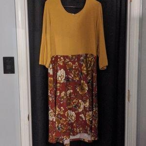 Twofer Dress